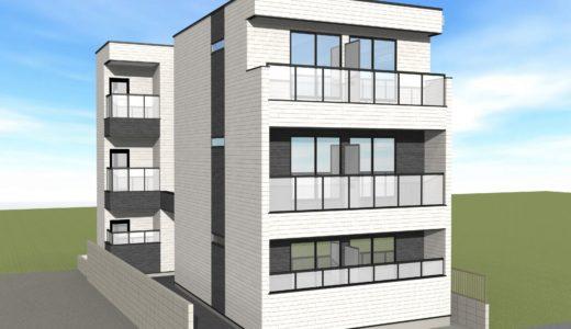 葛西新築賃貸マンション計画のお知らせ